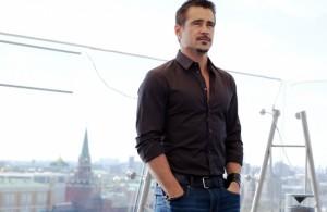Колин Фаррелл в Москве Вспоминает все