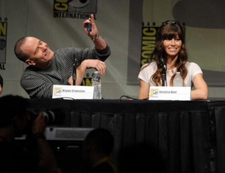 Колин Фаррелл с Вспомнить все на Comic-Con
