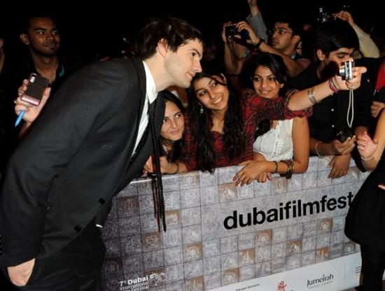 Колин Фаррелл в Дубаи