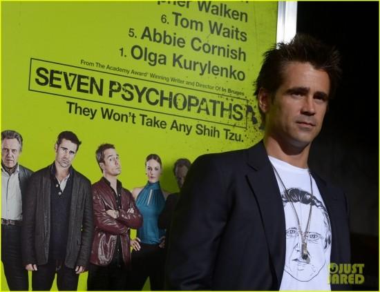 Семь психопатов прибыли в Калифорнию