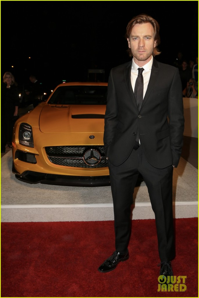 Mercedes-Benz Arrivals At The Palm Springs Film Festival